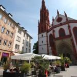 Markt7 Sommergarten Marktplatz