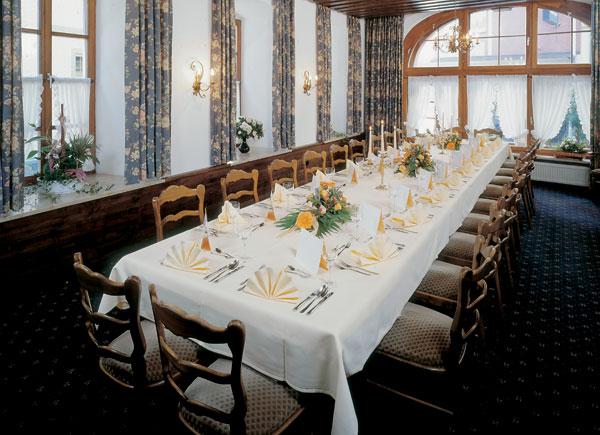fränkische tafel bacchusstube