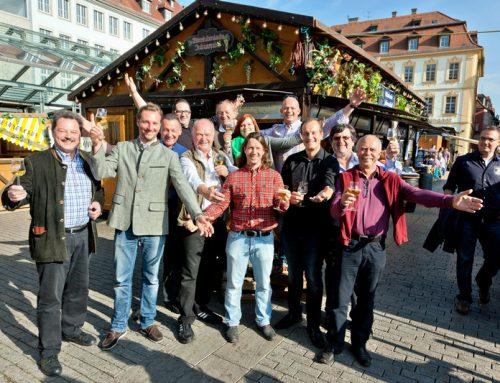 Weindorf Würzburg 2019 – 29.5. bis 10.6.