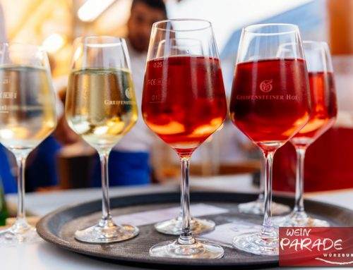 Weinparade 2018 – 23.8. bis 2.9.